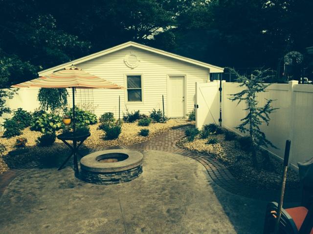 Landscape renovation holland clearbrook landscaping for Landscape renovations