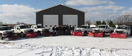 Holland Michigan Snow Removal Services