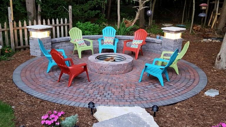 firepit and patio zeeland michigan