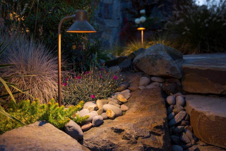 west michigan outdoor lighting installation
